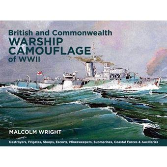 British and commonwealth warship ca