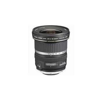 Canon Objetiva EF-S 10-22mm f/3.5-4.5 USM