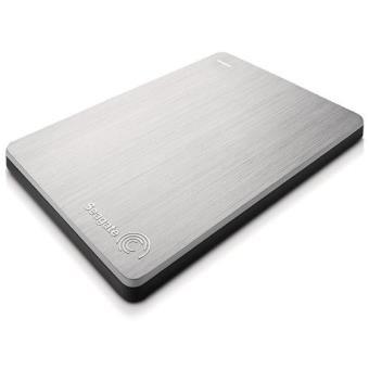 Disco Externo Seagate Backup Plus Slim Portable - 1TB - Prateado