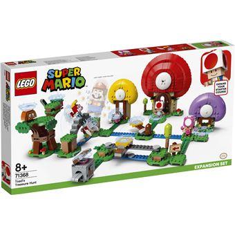 LEGO Super Mario 71368 Set Expansão Caça Ao Tesouro