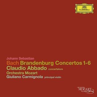 J.S. Bach: Brandenburg Concertos 1-6 (2CD)