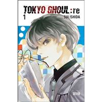 Tokyo Ghoul - Livro 1: Re