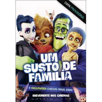 Um Susto de Família - DVD