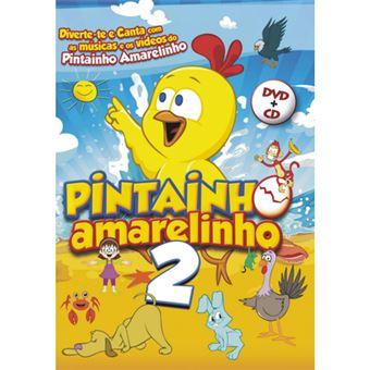 Pintainho amarelinho 2 - CD + DVD