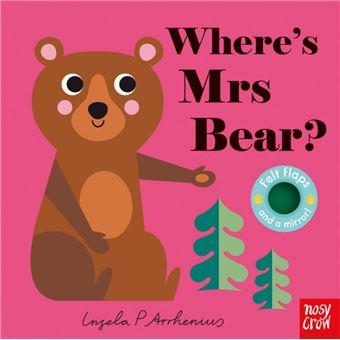 Where's Mrs Bear?
