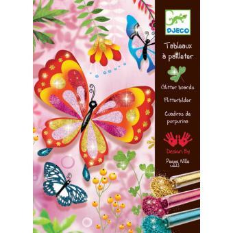 Quadros Brilhantes - Butterflies