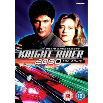Knight Rider 2000: The Movie - DVD Importação