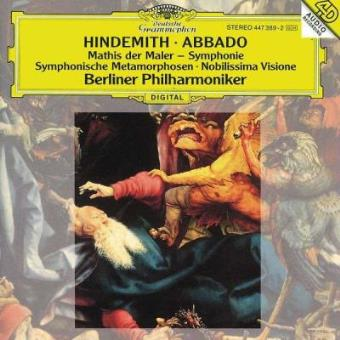 Hindemith | Symphony 'Mathis der Maler', Nobilissima Visione & Symphonic Metamorphoses on Themes by Carl Maria von Weber