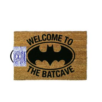 Tapete de Porta Batman - Welcome to the Bat Cave