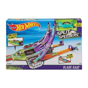 Hot Wheels Pista Split Speeders