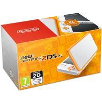 Consola New Nintendo 2DS XL (Branco + Laranja)