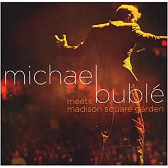 Michael Bublé Meets Madison Square Garden (Limited Edition CD+DVD)