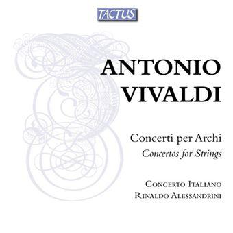 Vivaldi: Concertos For Strings - CD