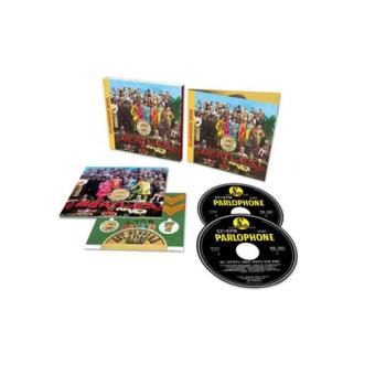Sgt. Pepper's Lonely Hearts Club Band (50th Anniversary Edition)(2CD)