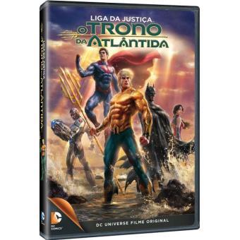 Liga da Justiça: O Trono da Atlântida