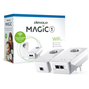 Powerline Devolo Magic 1 WiFi Starter Kit