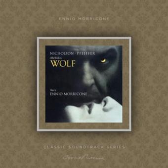Wolf - LP 180g Clear Vinil 12''