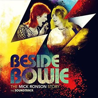 BSO Beside Bowie: The Mick Ronson Story - CD