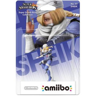 Amiibo Smash - Figura Sheik (The Legend of Zelda)