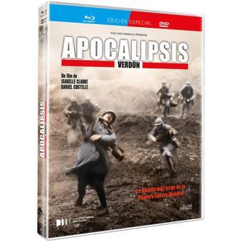 Apocalipsis: Verdún (BD + DVD)