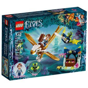 LEGO Elves 41190 Emily Jones e a Fuga de Águia