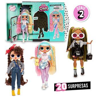 Lol Surprise Omg Fashion Dolls Série 2 Bonecas Compra Na Fnac Pt