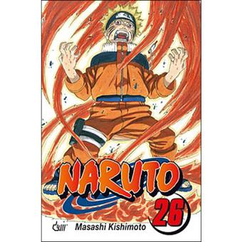 Naruto - Livro 26: Despertar