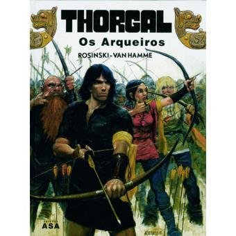 Thorgal - Os Arqueiros