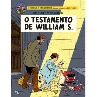 As Aventuras de Blake e Mortimer - Livro 34: OTestamento de William S.