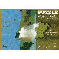 Puzzle Portugal - 323 Peças