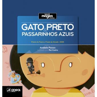 Gato Preto & Passarinhos Azuis