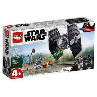 LEGO Star Wars 75237 Ataque de TIE Fighter