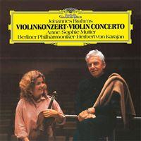 Brahms: Violin Concerto - LP 12''