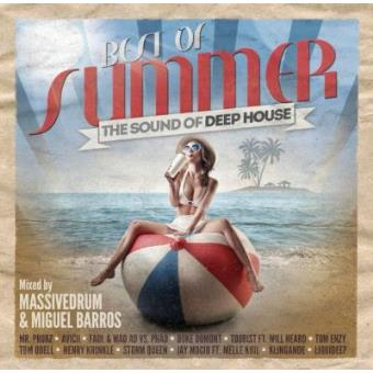 Best of Summer - The Sound of Deep House (2CD)