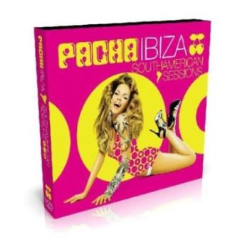 Pacha Ibiza: Southamerican Sessions (3CD)