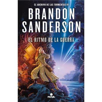 El Archivo De Las Tormentas Libro 4 El Ritmo De La Guerra Brandon Sanderson Compra Livros Ou Ebook Na Fnac Pt