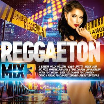Reggaeton Mix 3 - CD