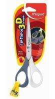 Tesoura Reflex 3D Shape Para Canhotos - 16cm