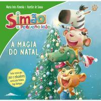 Simão, O Pequeno Leão - Livro 5: Magia do Natal