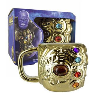 Caneca 3D Marvel Avengers Infinity War