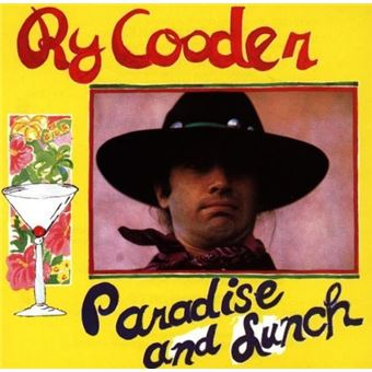 Paradise And Lunch - CD