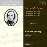 The Romantic Piano Concerto 74 - Sir William Sterndale Bennett - CD