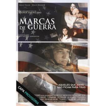 Marcas de Guerra - DVD