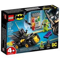 LEGO DC Comics Super Heroes 76137 Batman vs. O Assalto do Riddler