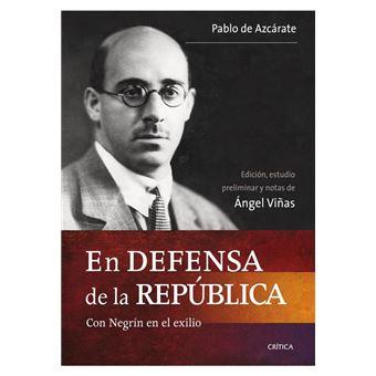En defensa de la republica