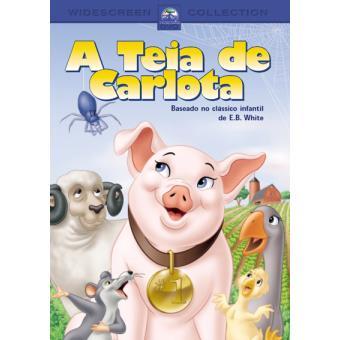 A Teia de Carlota - DVD