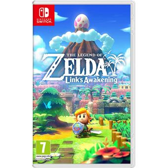 The Legend of Zelda Link's Awakening - Nintendo Switch