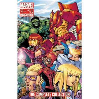 Marvel mangaverse: the complete col
