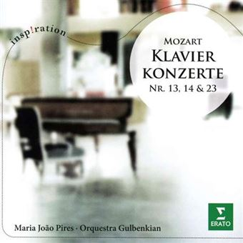 Mozart: Piano Concertos 13, 14 & 23 - CD