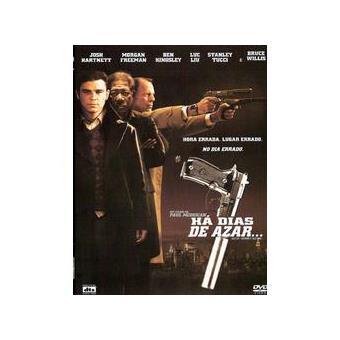 Há Dias de Azar (DVD)